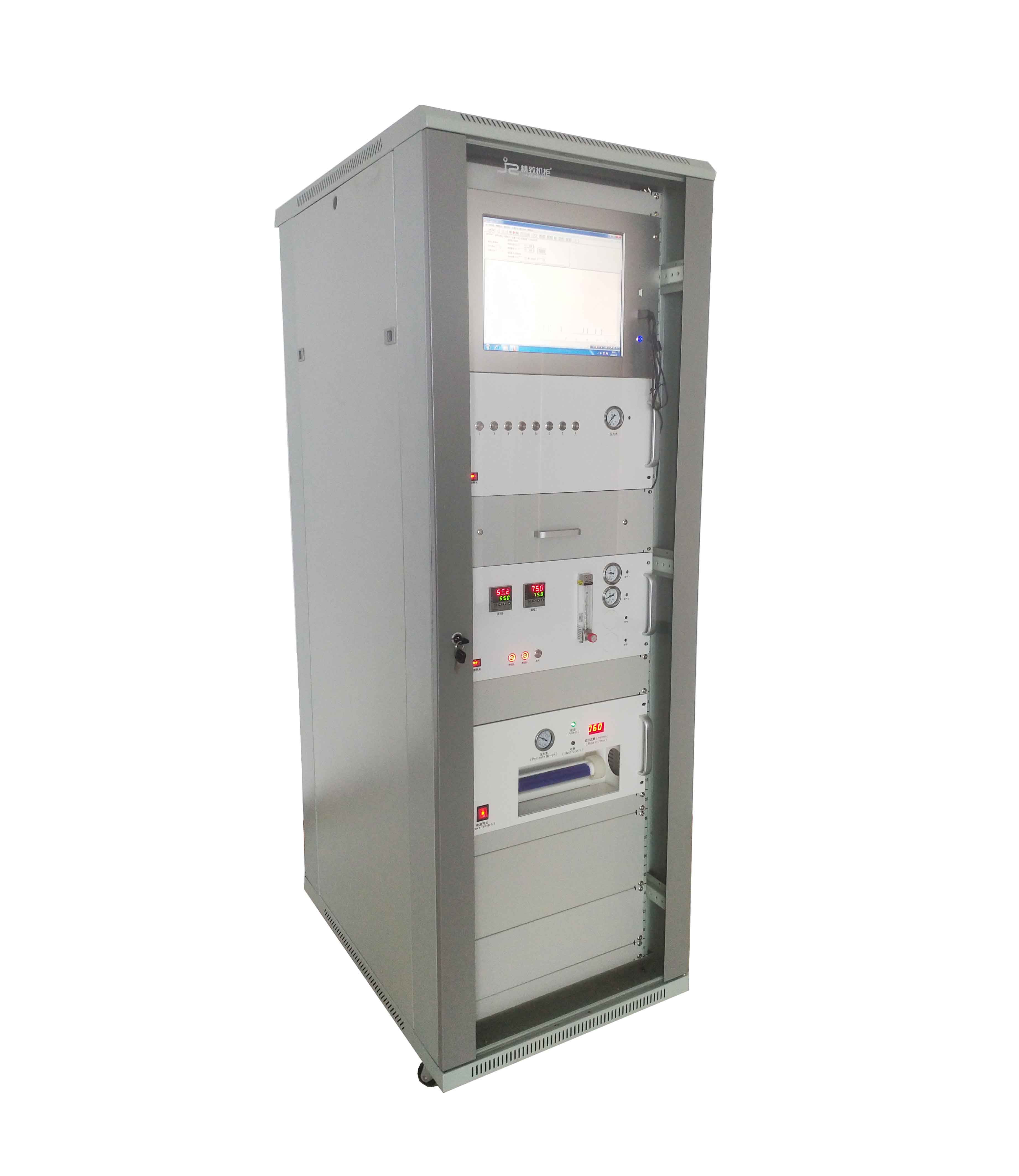 LNG工艺在线分析柜气相色谱仪原理